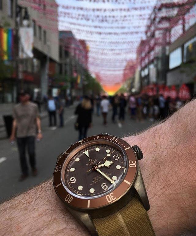 Tudor watch review